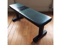 Marcy JD 2.1 Flat Weight Bench *Mint Condition*