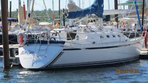 1986 sailboat CS30