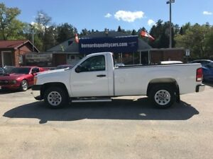 2011 GMC Sierra 1500 WT | ONE OWNER | LOCAL TRADE