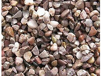 Staffordshire Pink Gravel 10-20mm