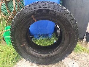 5 pneus 235 75 15 hiver
