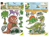 Dinosaur Island Wall Stickers, NEW and Dinosaur cushions