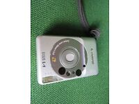 Canon Ixus L - 1 Camera with leather case
