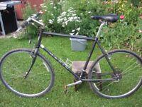 Marin city hybrid bike