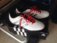 Adidas Football Trainers Sz 10