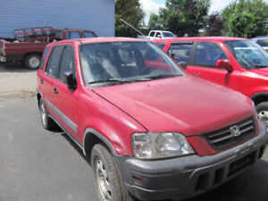 2000 Honda CR-V Hatchback