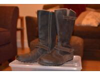 "Womens Merrell Haven 12"" High Boots in UK6/EU39 Size"