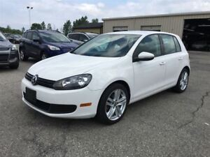2013 Volkswagen Golf Trendline/HEATED SEATS/LOW KM/CLOTH