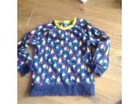 Little Bird sweater age 7-8 worn once