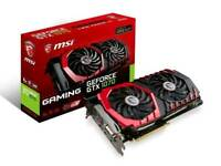 MSI NVIDIA GTX 1070 GAMING 8G Graphics Card
