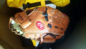 Brand new Rawlings baseball glove