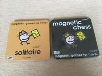 Travel Games (magnetic)