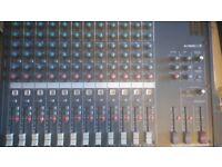 Yamaha MG166c - USB Mixing Console