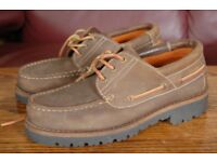 Timberland Style Boat/Deck shoes by Nelson, Size 8.5