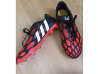 Adidas football/rugby boots