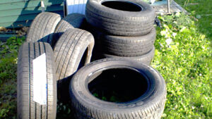 All 10 tires