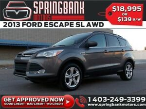 2013 Ford Escape SE AWD $99B/W INSTANT APPROVAL, DRIVE HOME TODA