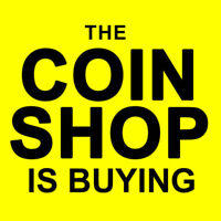 The Coin Shop is Buying