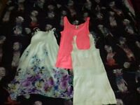 BIG BUNDLE OF WOMENS SIZE 8-10 CLOTHES 50 ITEMS