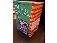 Winnie the Witch box set (16 books)