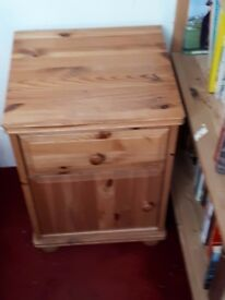 Small Bedside tables (pair)