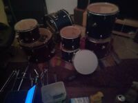 Assorted Drums and parts