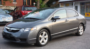 2010 Honda Civic EX 5-sp loaded***SUNROOF***ONLY 83,000KM