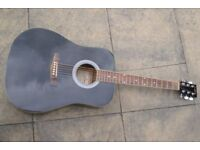 Hohner Countryman Acoustic Guitar Black