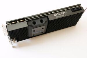 CHEAPEST GTX 980 WATER BLOCK!!! OCOOL GPXN M02 (NEED SOLD ASAP)