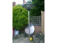 patio heater excellent condition like new