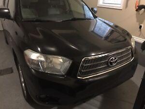 2008 Toyota Highlander Limited Hybrid AWD
