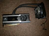 MSI NVIDIA GeForce GTX 1080 Ti SEA HAWK X 11 GB 1080ti
