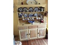 Pine Dresser in need of renovation and a little tlc