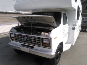 460CID EFI BIG BLOCK FORD 106000KM FROM E350 RV