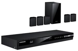 Blu-Ray Home Theatre System