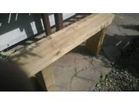 Sleeper Bench (4' long)