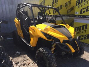 New 2017 Can Am Maverick XC 1000cc