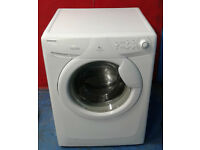 X554 white hoover 8kg 1400spin A+AA rated washing machine comes with warranty can be delivered