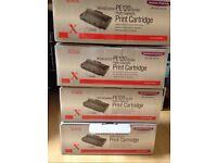 4 XEROX Print Cartridges