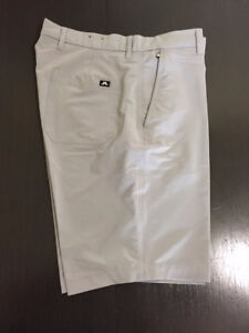 J. LINDEBERG GOLF SHORTS - 34