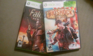 3 for $10Red Dead Redemption BioShock Infinite Fallout New Vegas