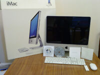 Apple Imac 20 inch. Model A1224, good condition with accessories, offers accepted
