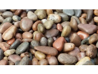 Garden Chips - Scottish pebble