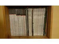 +70 Music production magazines + DVD's.
