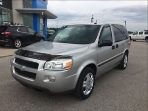 2007 Chevrolet Uplander ONE OWNER ONLY 60,000 - SUPER CLEAN