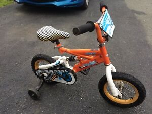 Kids Disney Planes bike