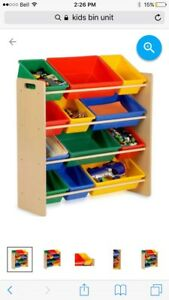 Toy Storage Stand