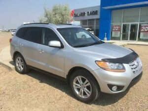 2011 Hyundai Santa Fe LTD V6 Limited