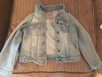 Next girls Denim Jacket