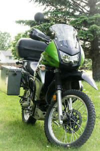 Dual Sport KLR 650 WITH LOTS OF EXTRAS! DON'T MISS THIS DEAL